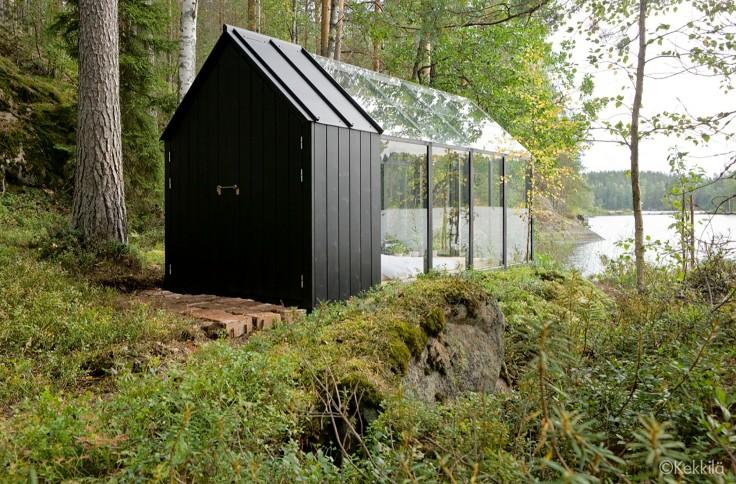 Kekkillä / Linda Bergroth 5.9.09