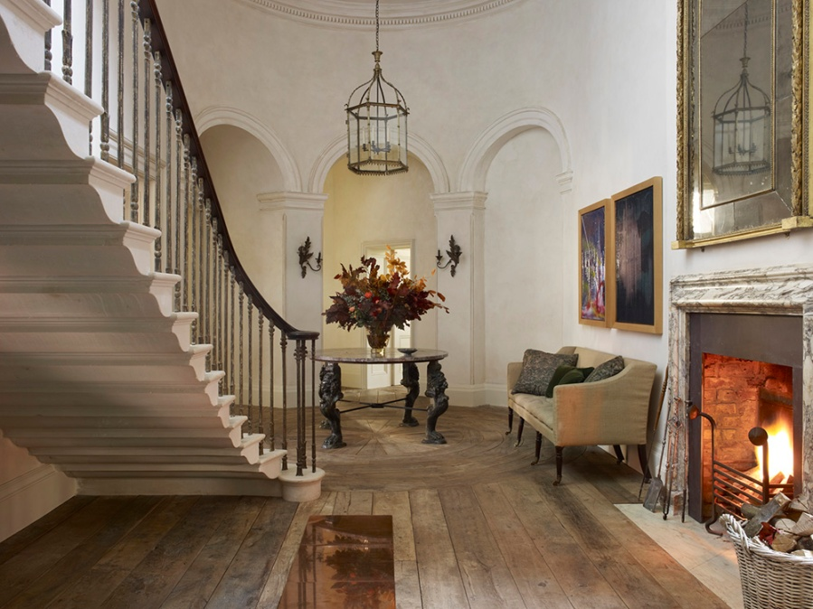 Rose Uniacke's home in London