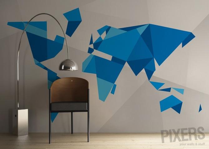 world-map-wall-mural