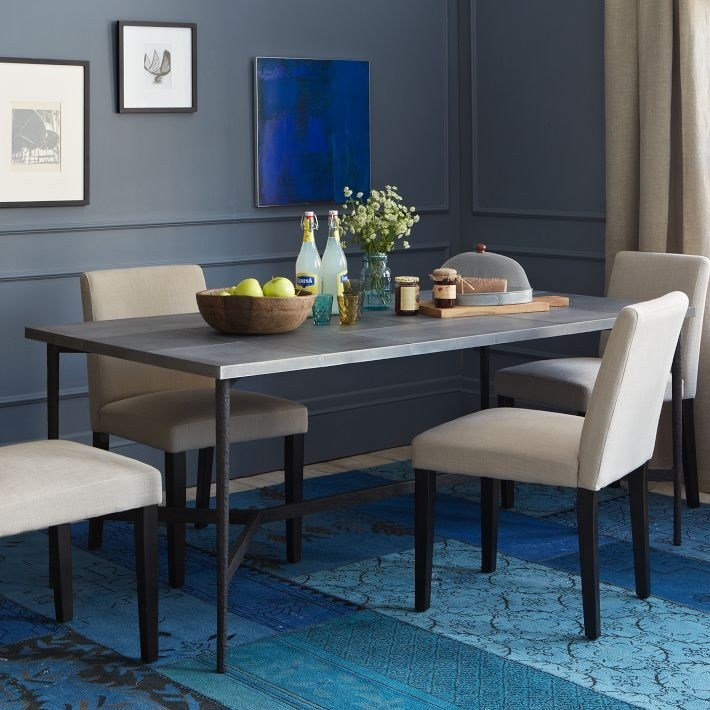 Vibrant-blue-rug-from-West-Elm