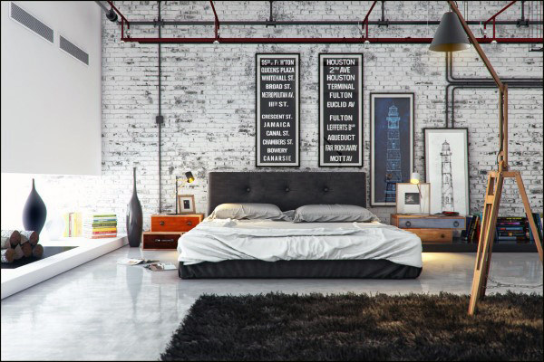 industrial-manly-bedrooms