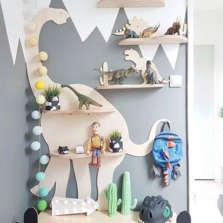 dinosaurshelves