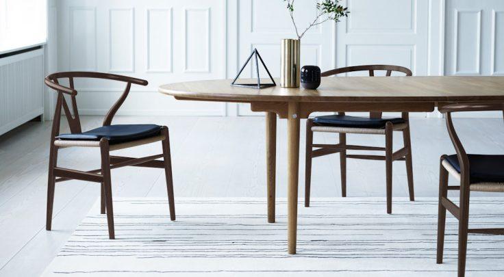 Hans Wegner - wishbone szék