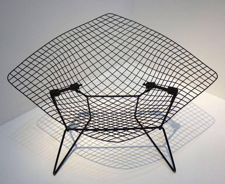 Harry Bertoia Gyémánt szék