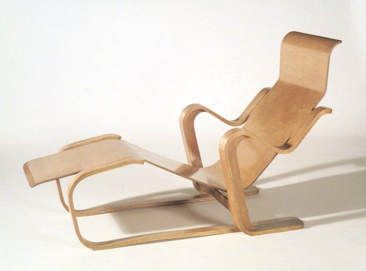 Marcel Breuer - Long Chair