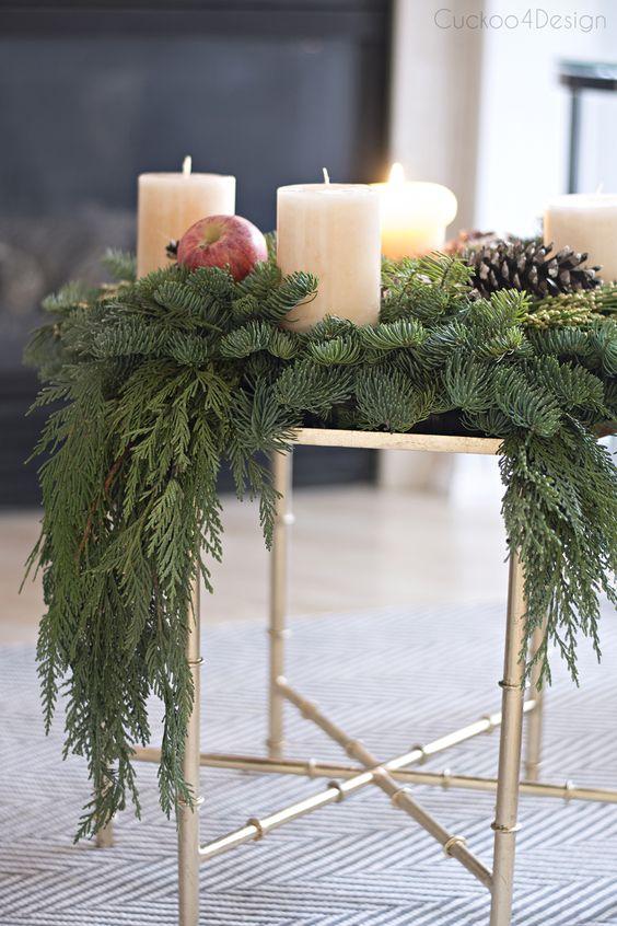 wreath long