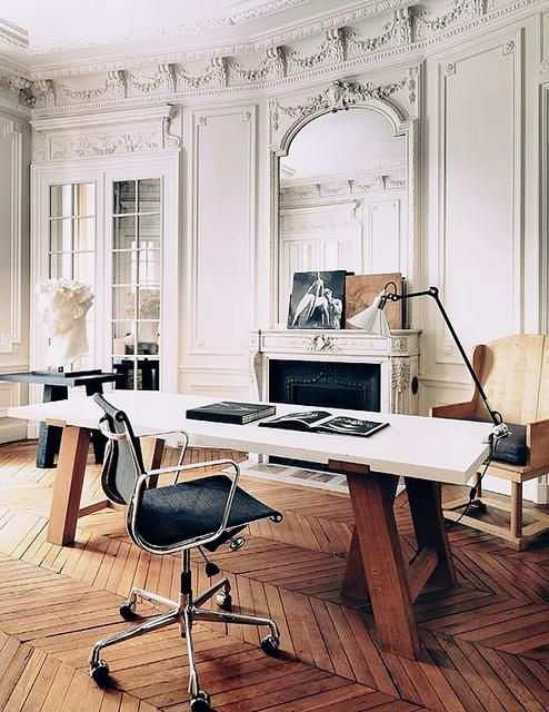 french home office
